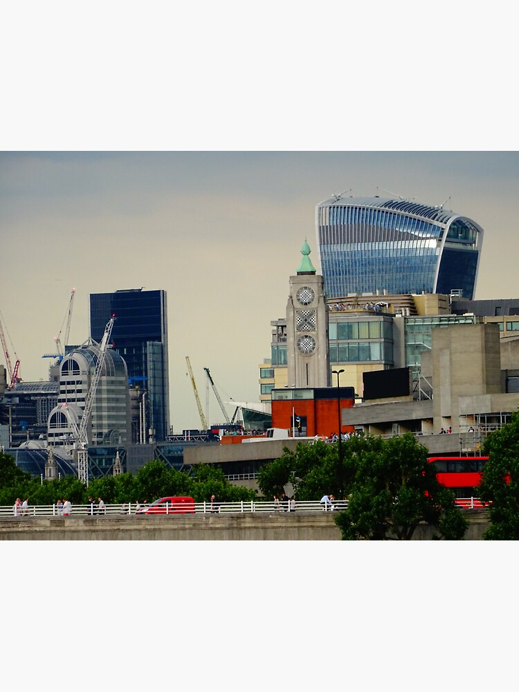 Walkie Talkie building, London by santoshputhran