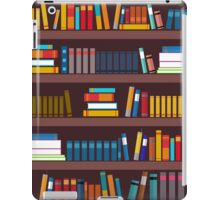 Book pattern iPad Case/Skin