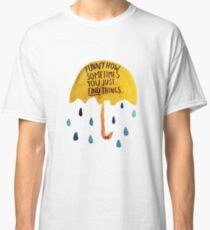 "HIMYM: ""Funny how"" Classic T-Shirt"