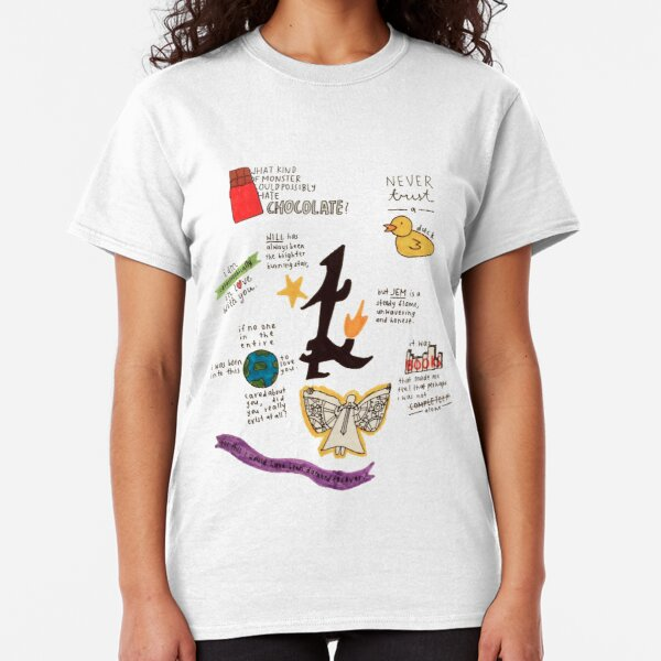 The Infernal Devices collage Classic T-Shirt