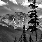 View from atop Winter Park Mountain 2  by Robert Meyers-Lussier