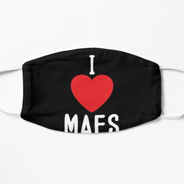 Married at first sight - I love mafs Flat Mask