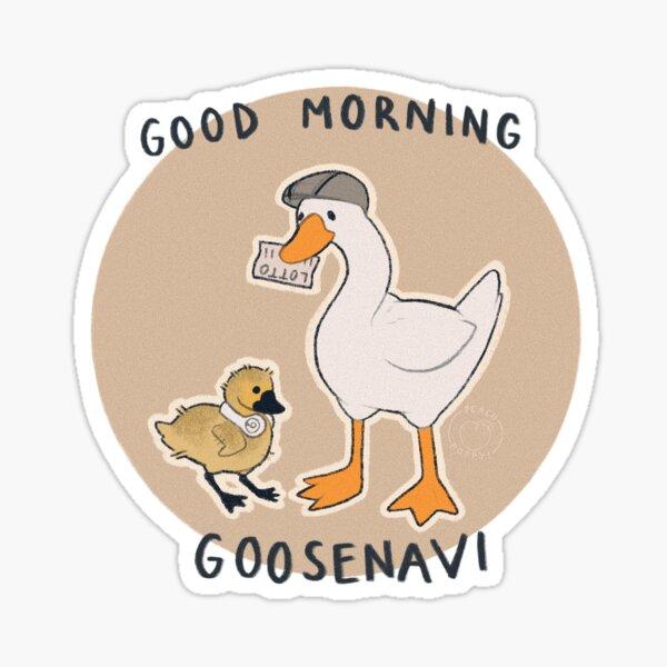 goosenavi Sticker