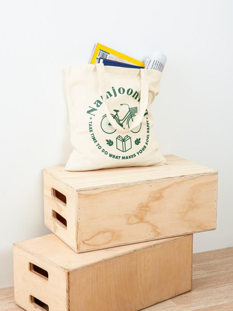Alternate view of Namjooning Tote Bag