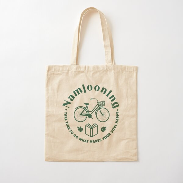 Namjooning Cotton Tote Bag