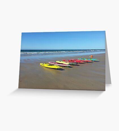 Somerset Tasmania Greeting Card