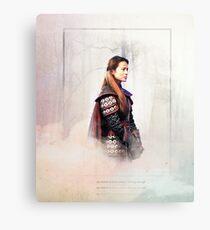 Mulan Canvas Print