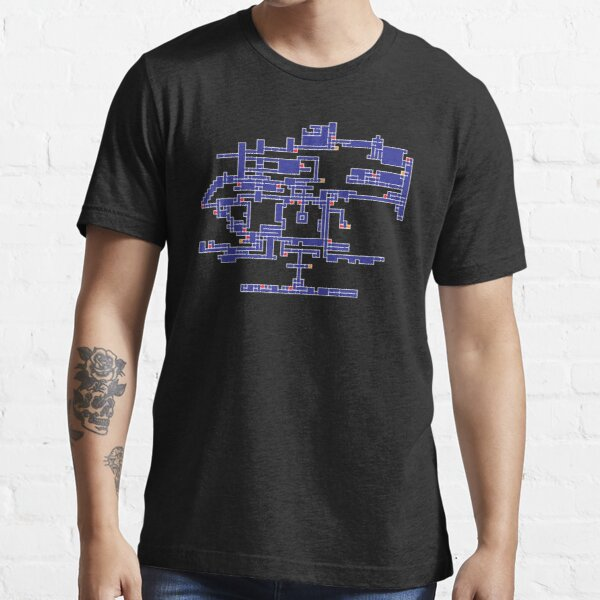 SOTN Map Essential T-Shirt