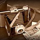 Dad's Old Camera by Karen Tregoning