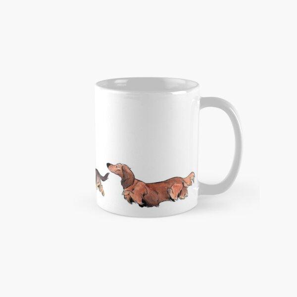 Teckels - Horizontal Classic Mug