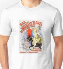 Vintage Chéret, Jules 1886 Poster T-Shirt