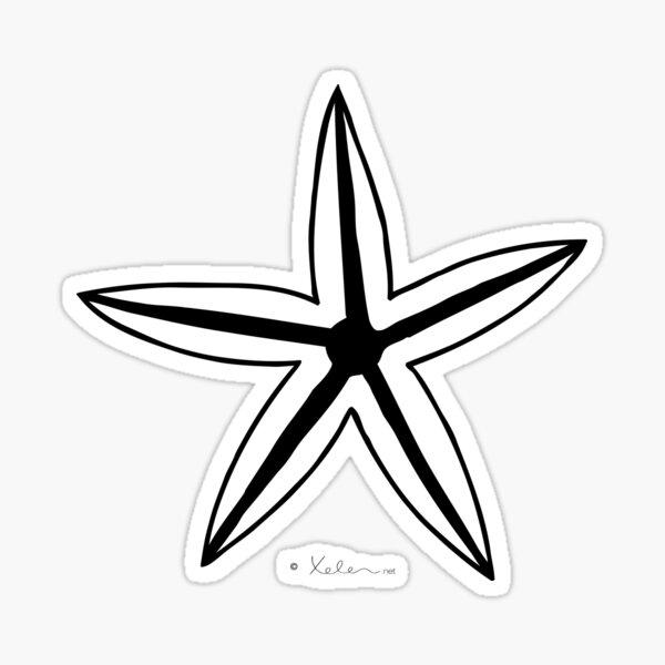 STARFISH, Xelen.net Sticker