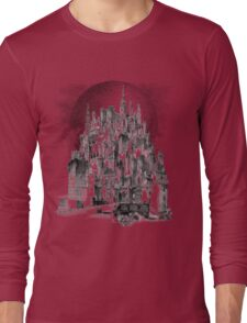 The Castle of Gormenghast Long Sleeve T-Shirt