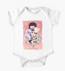 Steven Universe Crystal Gems Believe in you One Piece - Short Sleeve