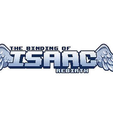 Binding of Issac: Rebirth Tee by RRRETTO