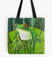 The Green Greens of home Tote Bag
