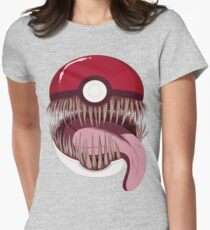Mimic Ball Womens Fitted T-Shirt