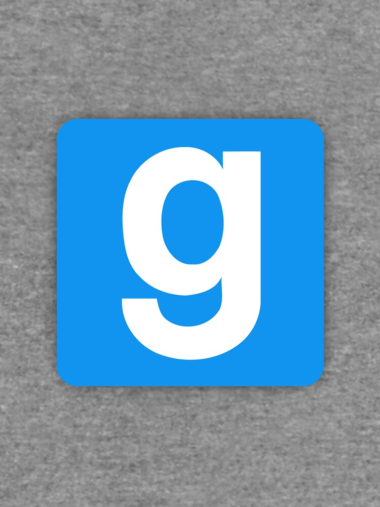 Garry's Mod Tee by RRRETTO