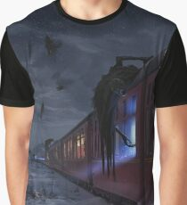 Dementor Atttack Graphic T-Shirt