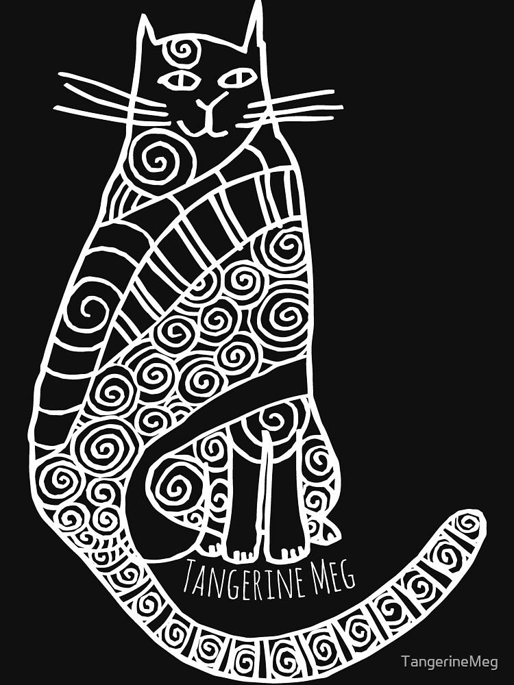 Rufus (white print) by TangerineMeg