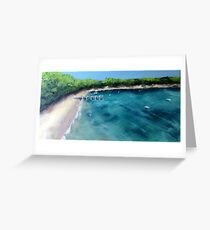Sydney Cove Greeting Card