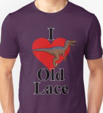 We Love Old Lace Unisex T-Shirt