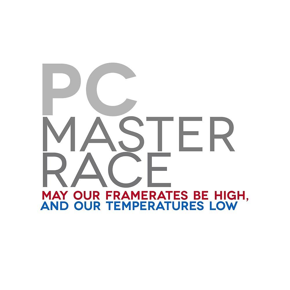 PC Master Race by PsychoWren