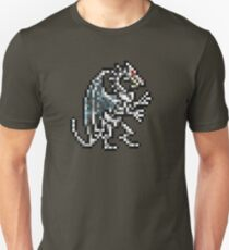 Heroes of Might and Magic Dragon Retro Pixel DOS game fan shirt T-Shirt