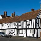 The Village of Elstow, Bedfordshire by Kawka