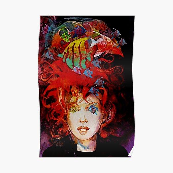 The Sandman - Delirium Poster