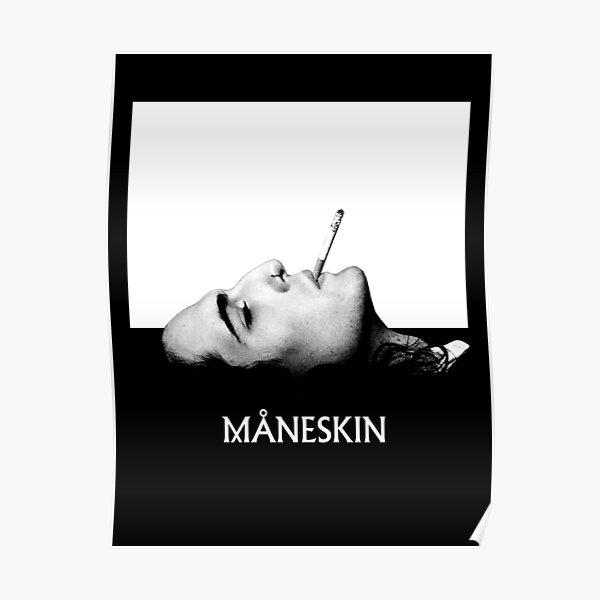 MANESKIN Damiano David Måneskin Poster