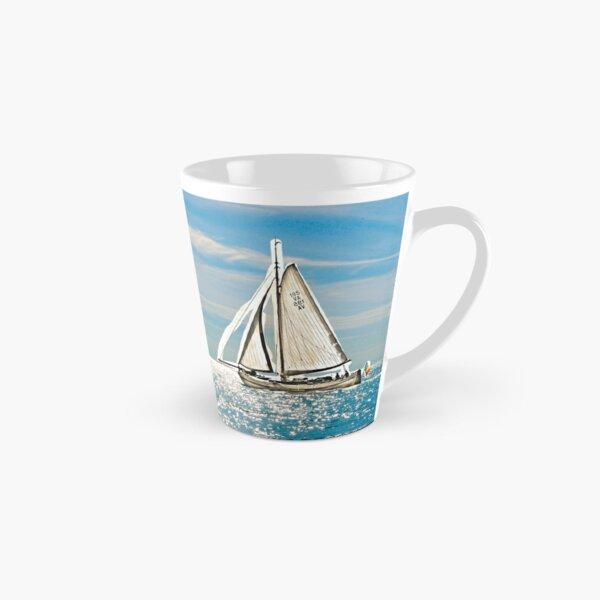 Sail away... (Tasse, Dangast-Sterne) Tasse (konisch)