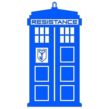 Blue Box Resistance by Zaxley-Nash
