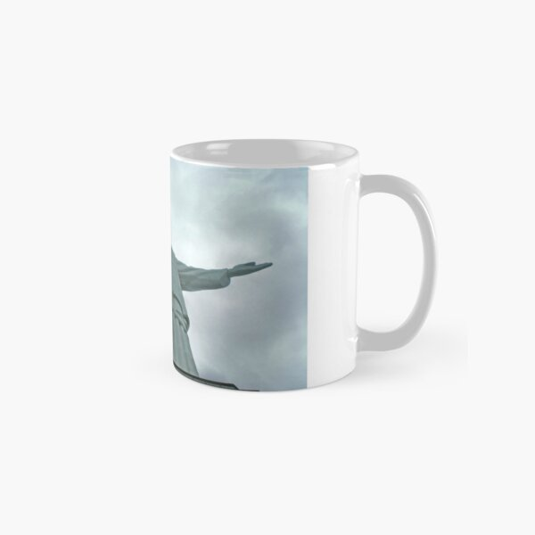 Christ The Redeemer Classic Mug