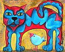 Catius Maximus and the little Blue Bird  by Kayleigh Walmsley