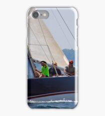 "8 Metre Yacht ""Aluette"" iPhone Case/Skin"