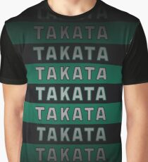 Takata HQ Graphic T-Shirt