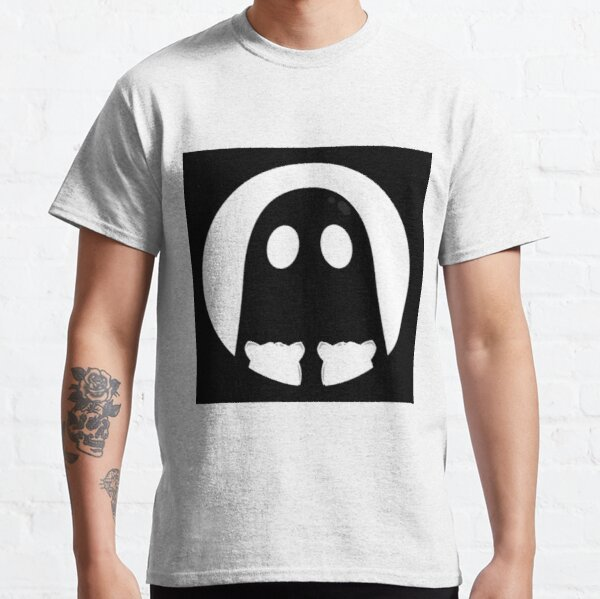 Just the Logo - Black Square Edition Classic T-Shirt