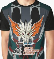 Macross Delta Leader Graphic T-Shirt