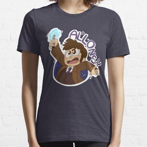 Allons-Y T-shirt essentiel