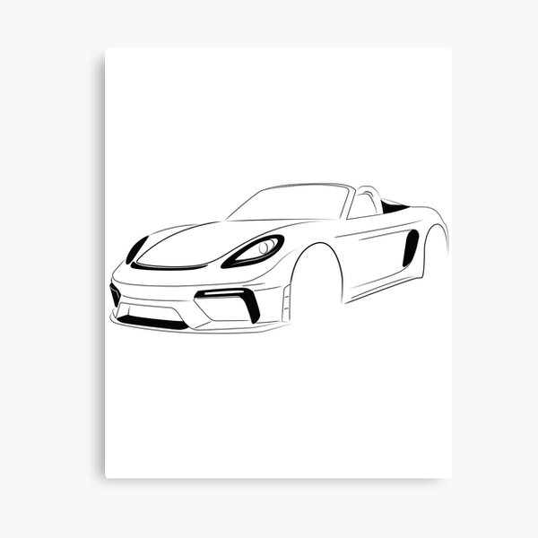 SPYDER Series Two Canvas Print