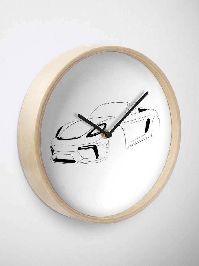 Alternate view of SPYDER Series Two Clock