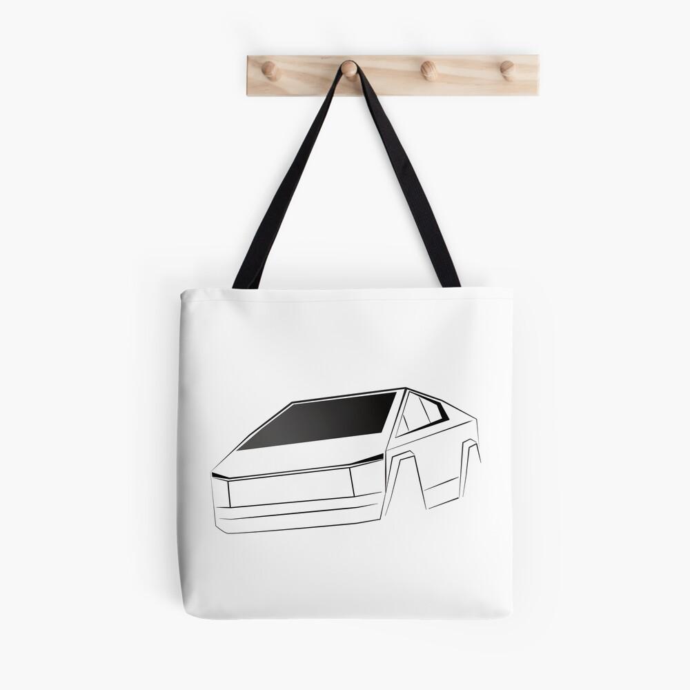 CYBERTRUCK Series Tote Bag