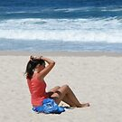 Copacabana Beach by Tom Carswell