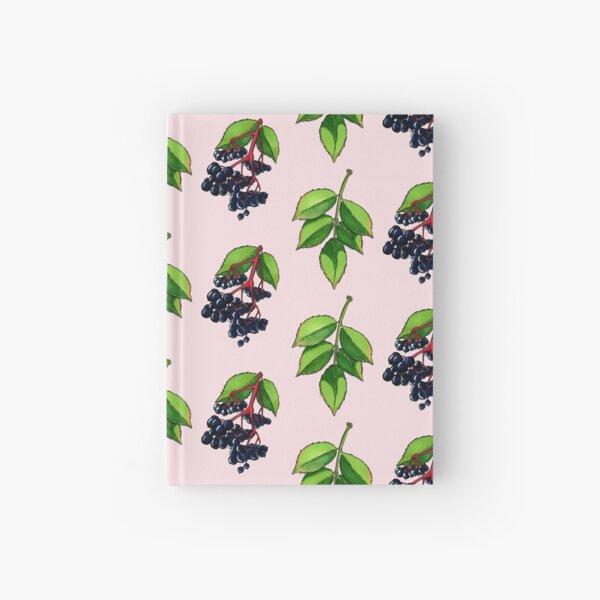 Elderberry Hardcover Journal