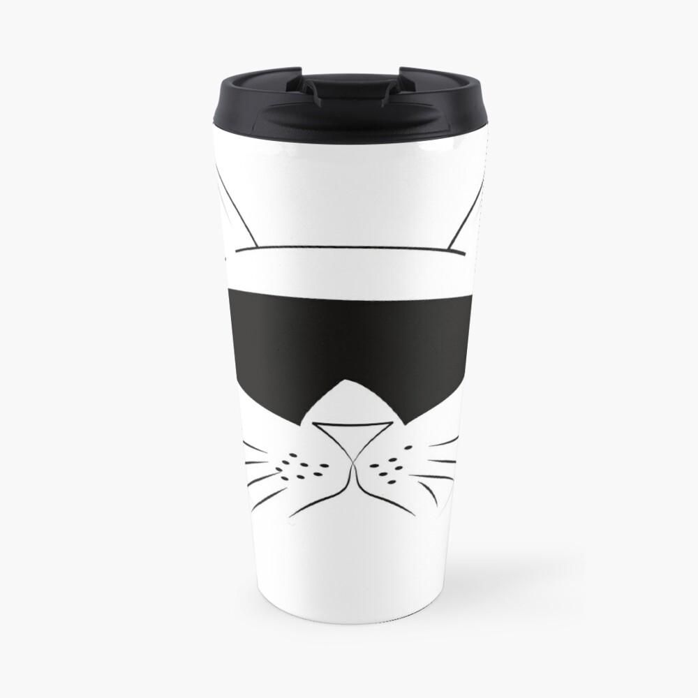 COOL Cat Series Travel Mug
