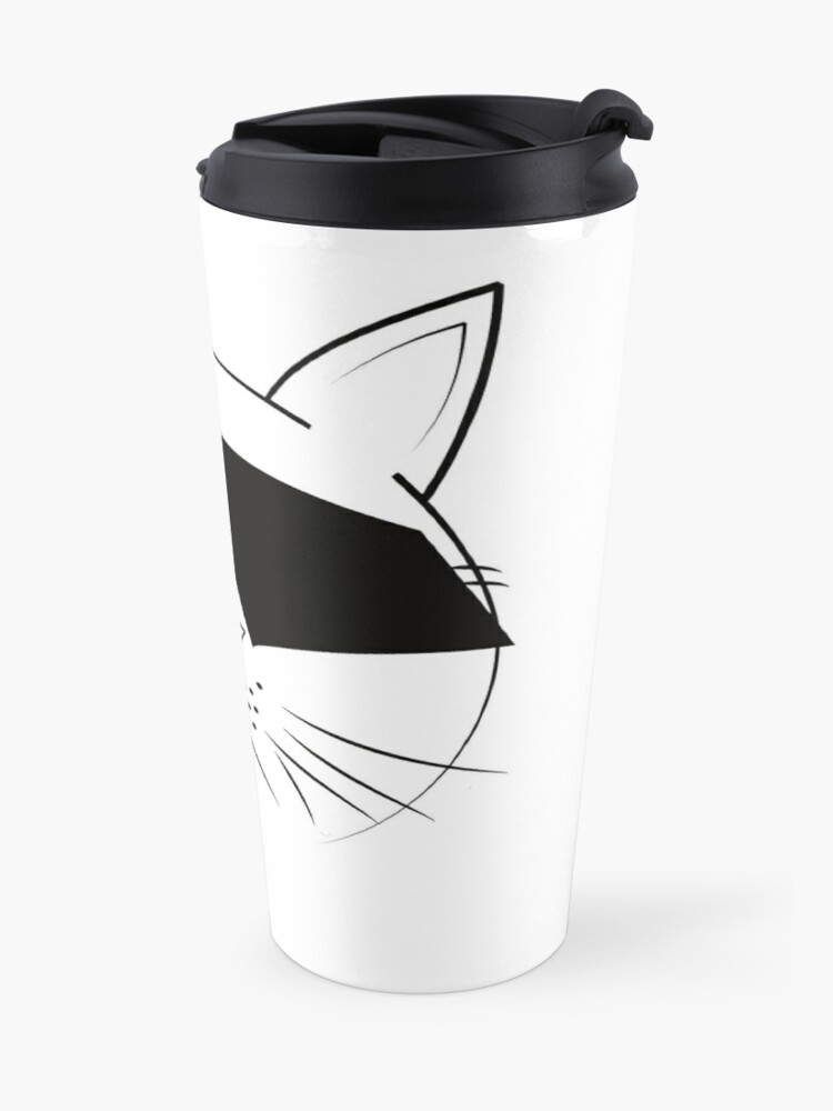 Alternate view of COOL Cat Series Travel Mug