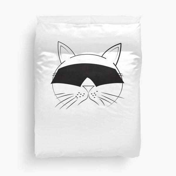 COOL Cat Series Duvet Cover