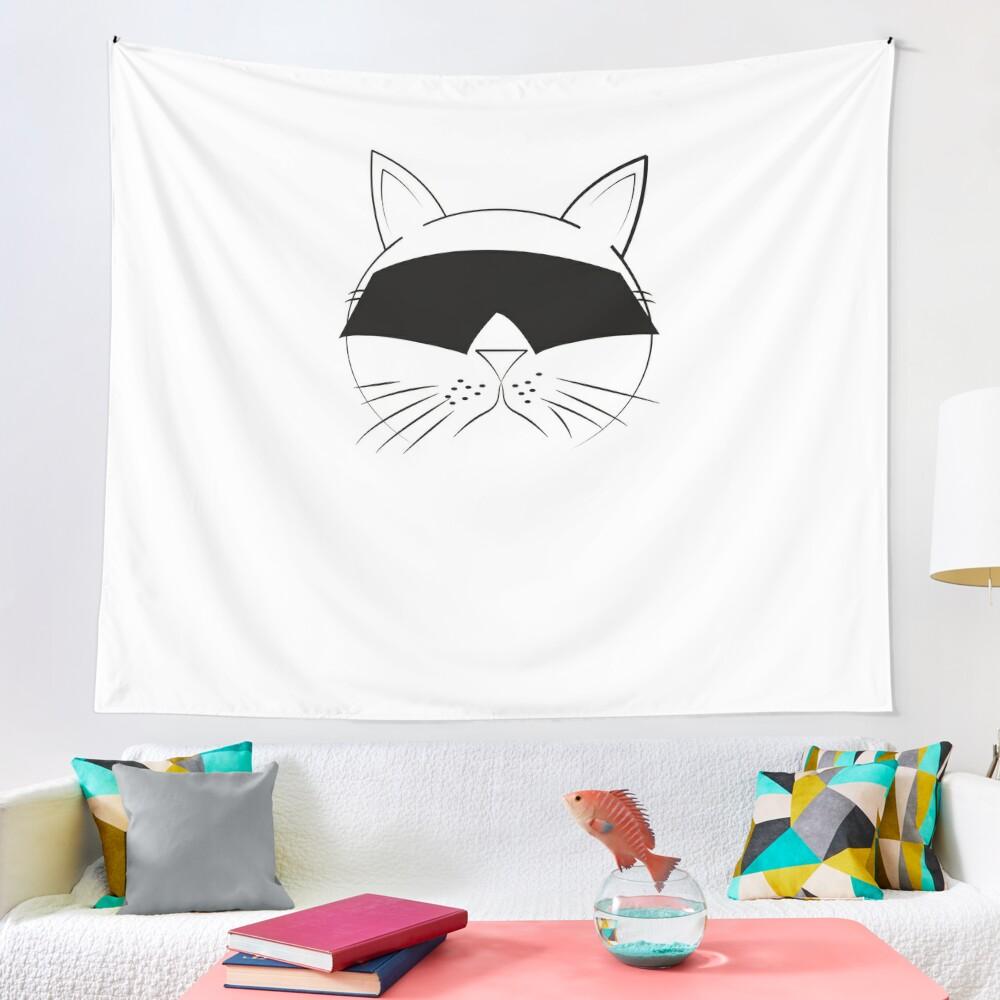 COOL Cat Series Tapestry