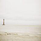 Morris Island Lighthouse by A.R. Williams